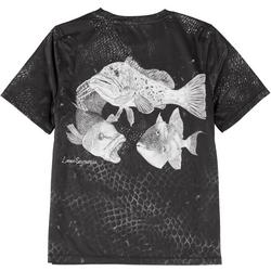 Big Boys Reel-Tec Reef & Rubble T-Shirt