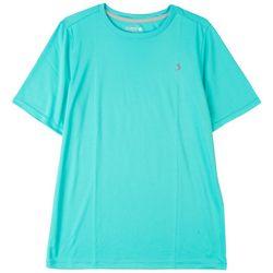Reel Legends Little Boys Freeline Pointelle Solid T-Shirt