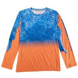 Reel Legends Big Boys Lea Szymanski Alligator T-Shirt