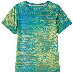 Reel Legends Big Boys Reel-Tec Scan Spirals T-Shirt