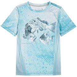 Big Boys Reel-Tec Reef Rubble T-Shirt