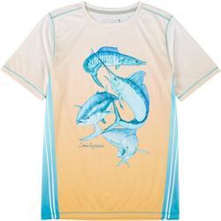 Little Boys Reel-Tec Off Shore Slam T-Shirt