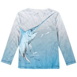 Little Boys Reel-Tec Swordfish T-Shirt