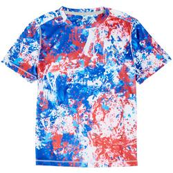 Big Boys Reel-Tec Splat T-Shirt