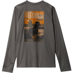 Columbia Big Boys PFG Terminal Tackle Graphic T-Shirt