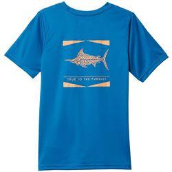 Columbia Big Boys PFG Off Shore Marlin T-Shirt