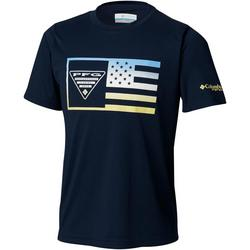 Big Boys PFG Stamp Short Sleeve T-Shirt