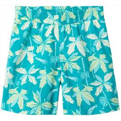 Big Boys PFG Leaf Backcast Shorts