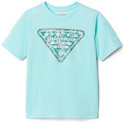 Columbia Big Boys PFG Triangle Water T-Shirt