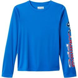 Big Boys Patriotic PFG Terminal Tackle T-Shirt