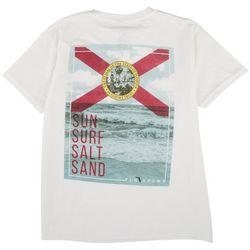 FloGrown Big Boys Florida Waves T-Shirt