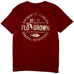 FloGrown Big Boys Tuna Crest T-Shirt