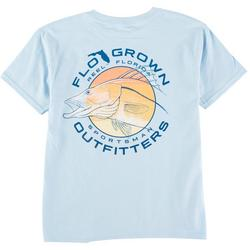 Big Boys Snook Sketch T-Shirt
