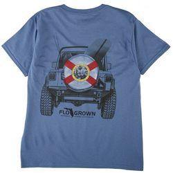 FloGrown Big Boys Beach Bound T-Shirt