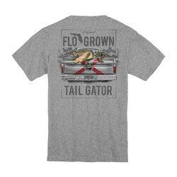 FloGrown Big Boys Tail Gator T-shirt