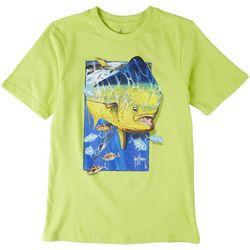 Guy Harvey Big Boys Like A Boss T-Shirt
