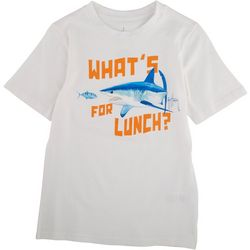 Guy Harvey Big Boys What's For Lunch T-Shirt