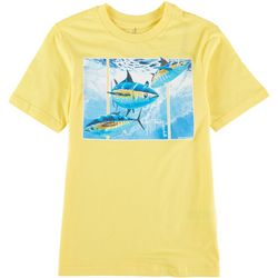 Guy Harvey Big Boys Off Haul Tuna T-Shirt