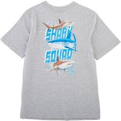 Guy Harvey Big Boys Shark Squad T-Shirt