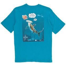 Guy Harvey Big Boys Snack Time T-Shirt