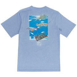 Guy Harvey Big Boys Stingray City T-Shirt