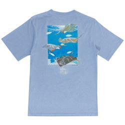 Big Boys Stingray City T-Shirt