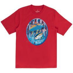 Big Boys Patriotic Tuna T-Shirt