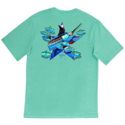 Guy Harvey Big Boys Superstar T-Shirt