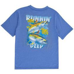Big Boys Runnin Deep T-Shirt