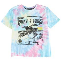 Maui & Sons Little Boys Tie Dye T-Shirt