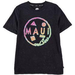 Maui & Sons Big Boys Logo Graphic T-Shirt