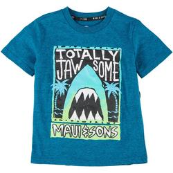 Little Boys Totally Jawsome Tee