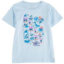 Hurley Little Boys Flash T-Shirt