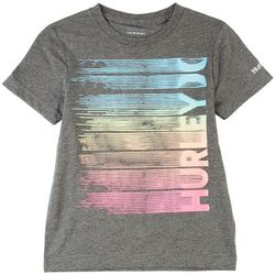 Hurley Little Boys Comb Logo T-Shirt