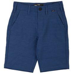 Hurley Big Boys Solid Dri-Fit Shorts