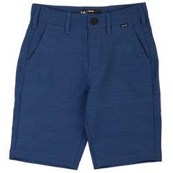 Big Boys Solid Dri-Fit Shorts