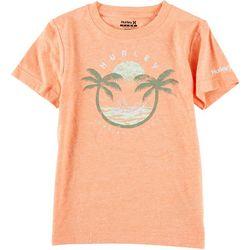 Hurley Little Boys Lounger T-Shirt