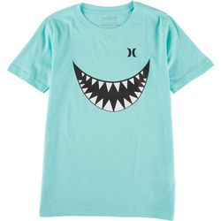 Hurley Big Boys Shark Bait T-Shirt