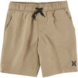 Hurley Big Boys Solid Pull On Shorts
