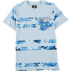Hurley Big Boys Cabana Pocket T-Shirt