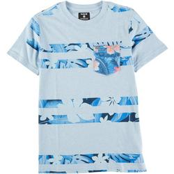 Big Boys Cabana Pocket T-Shirt