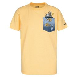 Hurley Big Boys Chimpwrecked Pocket T-shirt
