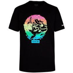 Hurley Big Boys Shark Rider T-shirt