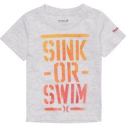 Hurley Big Boys Sink Or Swim T-shirt