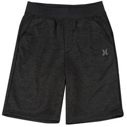 Hurley Big Boys Nike Dri-Fit Pull-On Shorts