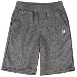 Hurley Big Boys Nike Dri-Fit Solid Shorts