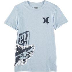 Hurley Little Boys Shark Blitz T-Shirt