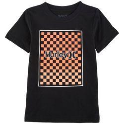 Hurley Little Boys Icon Fill T-Shirt