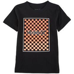 Little Boys Icon Fill T-Shirt