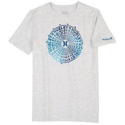 Hurley Big Boys Radial T-Shirt